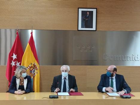 La Comunidad de Madrid incorpora el noveno despacho de abogados al Consejo Arbitral para el Alquiler
