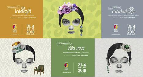 IFEMA se convierte epicentro de la decoración, el regalo, la bisutería, complementos de moda y la joyería