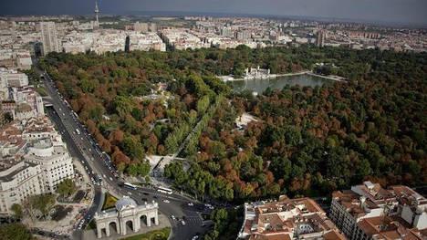 Madrid ha sido la ciudad favorita de los españoles durante 2017, según Jetcost