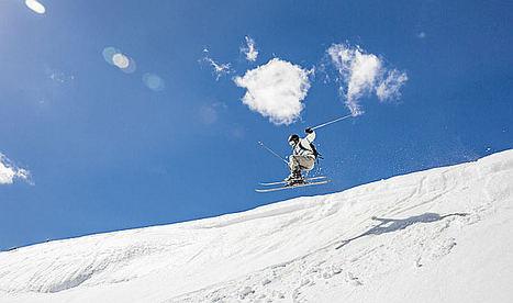 7 de cada 10 personas que utiliza el seguro de viajes de esquí lo hace para solicitar asistencia sanitaria