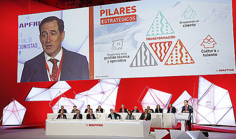 """""""Transformándonos para crecer y mejorar la rentabilidad"""", nuevo plan estratégico de MAPFRE para el próximo trienio"""