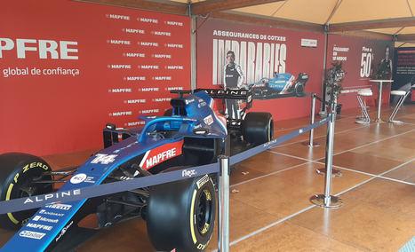 Mapfre apoya al sector de automoción con su presencia en el Salón del Automóvil de Barcelona