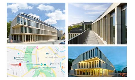 MAPFRE compra un edificio en Luxemburgo a través de su fondo inmobiliario con GLL