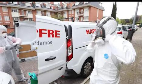 MAPFRE ha reactivado los servicios de reparación no urgente en hogar, y gestiona 105.000 durante la primera semana
