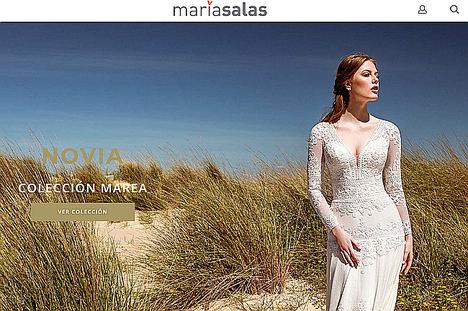 María Salas celebra unas jornadas exclusivas en su atelier para las novias de 2020
