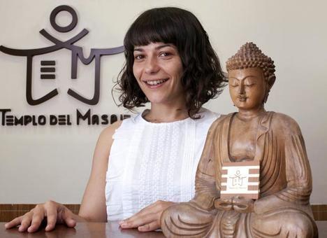 Entrevista a Marina Corpa, cofundadora de la cadena de centros de bienestar y belleza Templo del Masaje