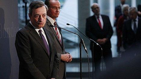 BCE: sobre bazookas y pistolas de agua