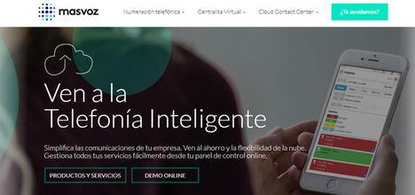 masvoz participará en el MWC18 con sus soluciones de telefonía y movilidad inteligente para empresas