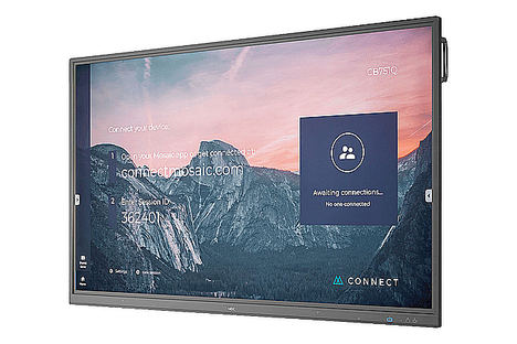 Maverick AvSolutions presenta Collaboration Board, la nueva serie de displays colaborativos de NEC