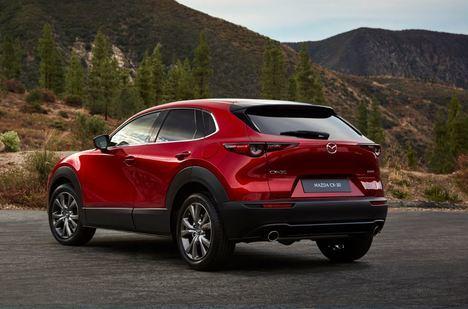 El Mazda CX-30, el Mazda3 Skyactiv-X y la carrocería Sedán