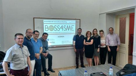 El proyecto europeo BOSS4SME, liderado por CENFIM, ultima su plataforma de formación online que incluye 42 píldoras formativas para los