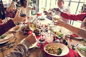 El consumo de alimentos poco saludables aumenta hasta un 65% durante las fiestas navideñas