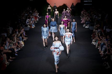 Mercedes-Benz Fashion Week Madrid contabilizó cerca de 41.000 asistentes en su edición de julio'18