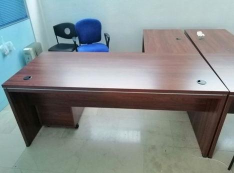 Contra la crisis, muebles de oficina de segunda mano
