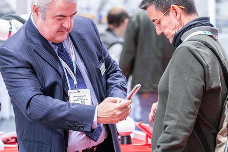 Metalmadrid y Composites Spain potencian la tecnología contactless con el smart badge en su próxima edición