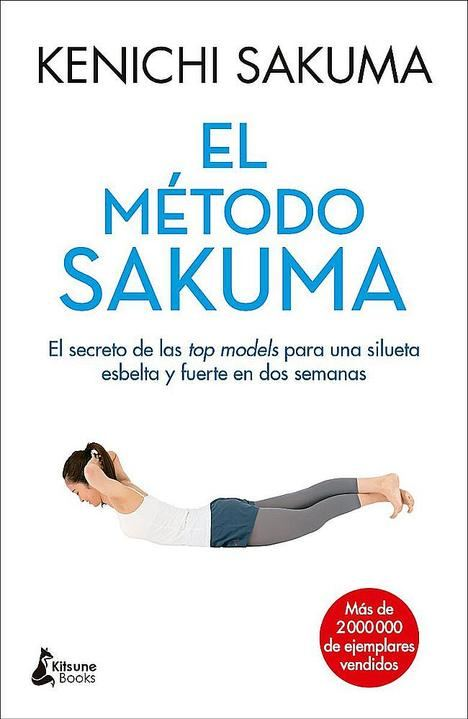 Segunda edición de El método Sakuma, de Kenichi Sakuma, el Marie Kondo del fitness