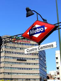 La Comunidad de Madrid comienza las obras de remodelación de la estación de metro de Cuatro Caminos
