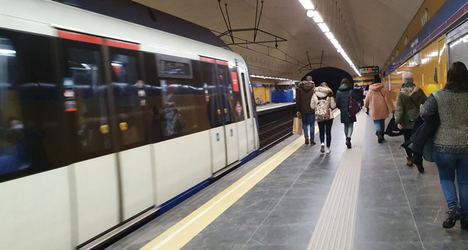 Metro de Madrid obtuvo un beneficio de 10 millones de euros en el ejercicio de 2020