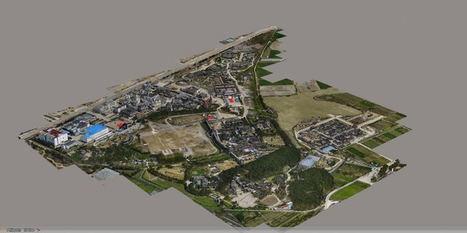 Microdrones entra en el mundo 3D con un nuevo equipo de prospección cartográfica y LiDAR