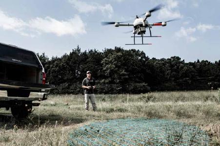 Microdrones lleva la fotogrametría a nueva alturas con el mdMapper3000DuoG VHR