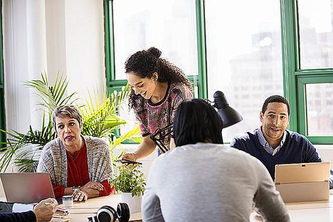 Microsoft revela que las empresas que implantan una cultura de trabajo innovadora son más propensas a obtener porcentajes de crecimiento de dos cifras