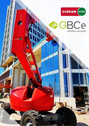 LoxamHune se asocia a Green Building Council España para transformar el sector de la edificación hacia un modelo sostenible
