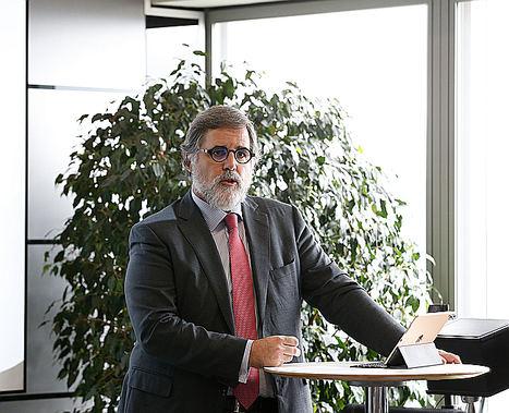 Miguel López-Quesada, presidente de Dircom.