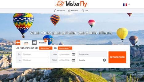 Misterfly registra un crecimiento del 107% en 2017