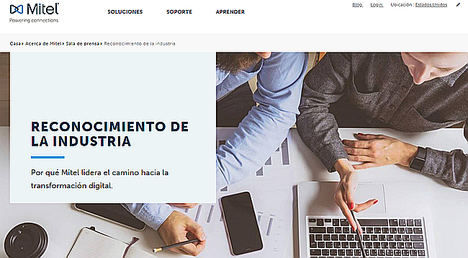 Mitel lleva su propuesta de colaboración y experiencia de cliente a ASLAN 2019