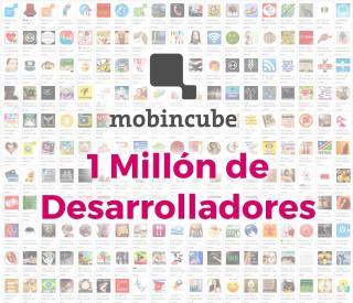 Más de un millón de creadores de apps ya usan Mobincube