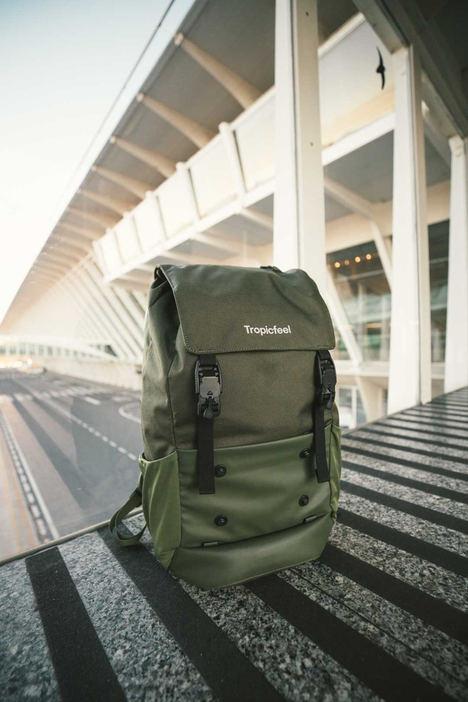 Tropicfeel lanza la mochila definitiva para viajeros en su próxima campaña de crowdfunding