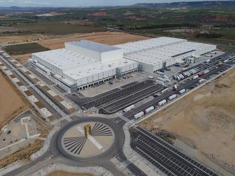 Montepino entrega el Centro de Operaciones Logísticas de Luís Simões en Guadalajara