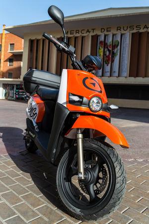 Alianza estratégica entre empresa 'motosharing' citenGo y empresa de scooters eléctricos Silence.