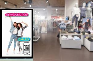 La tecnología Showcases de Movilok facilita la interacción virtual de los consumidores en los centros comerciales