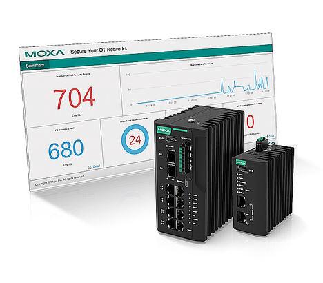 Moxa presenta una solución de defensa de redes industriales para superar los desafíos de ciberseguridad industrial de hoy en día