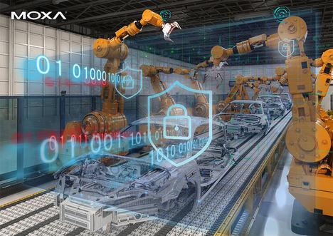 Moxa ayuda a los clientes a fortalecer su ciberseguridad industrial para retornar de nuevo a la normalidad