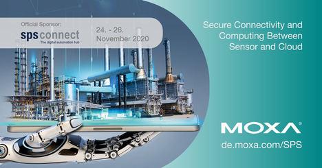Conectividad y computación seguras entre el sensor y la nube en la plataforma virtual SPS Connect 2020