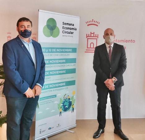 Se presenta en Murcia la Semana de la Economía Circular