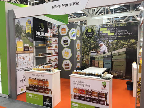 Muria exporta sus mieles a diferentes países europeos y asiáticos, Golfo Pérsico y pronto las distribuirá también en Estados Unidos