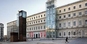 Museo Reina Sofia.