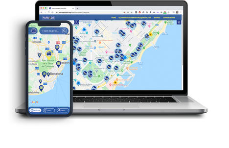 Park4Dis, una app para conductores con movilidad reducida en busca de ciudades accesibles e inclusivas