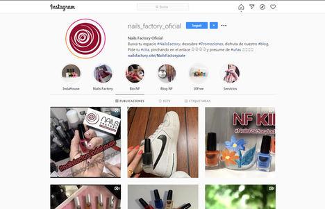 Nails Factory, activa e innovadora en el apoyo a las autoridades, a sus franquiciados y a las familias pendientes de las RRSS