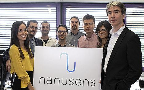La tecnológica Nanusens cierra una ronda de financiación de 1 millón de euros a través de Crowdcube