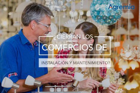 Agremia guía al consumidor sobre el cierre de comercios dedicados a la instalación y el mantenimiento