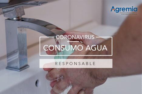 Los instaladores aconsejan un consumo responsable del agua durante el confinamiento