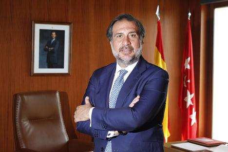 Ángel Asensio, nuevo presidente de la Junta Rectora de IFEMA Madrid