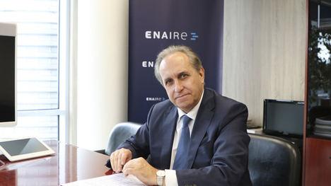 La Asociación Española de Derecho Aeronáutico y Espacial nombra Socio Honorífico a ENAIRE