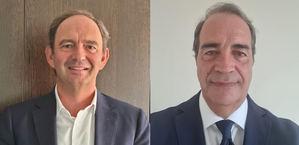 Alfonso Valera y Alejandro Moseguí, Aon.