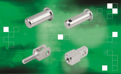 Conexiones más robustas para máquinas gracias a la gama de pasadores de horquilla ampliada de norelem