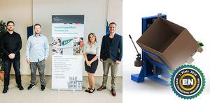 norelem se lanza a la búsqueda de los ingenieros del futuro con el concurso Engineering Newcomer